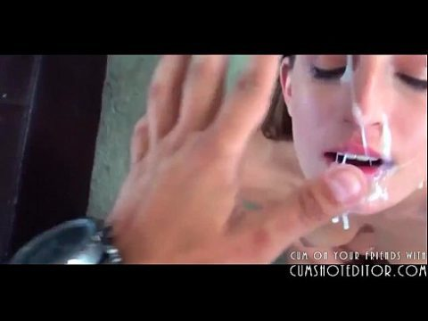 Submissive Teens amateur facial compilation